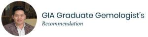 ZCOVA GIA Graduate Gemologists Recommendation