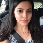 Rantai leher Jawi emas 18K ZCOVA Nina Iskandar