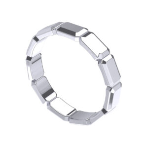 mens ring salvio band for him buy online malaysia