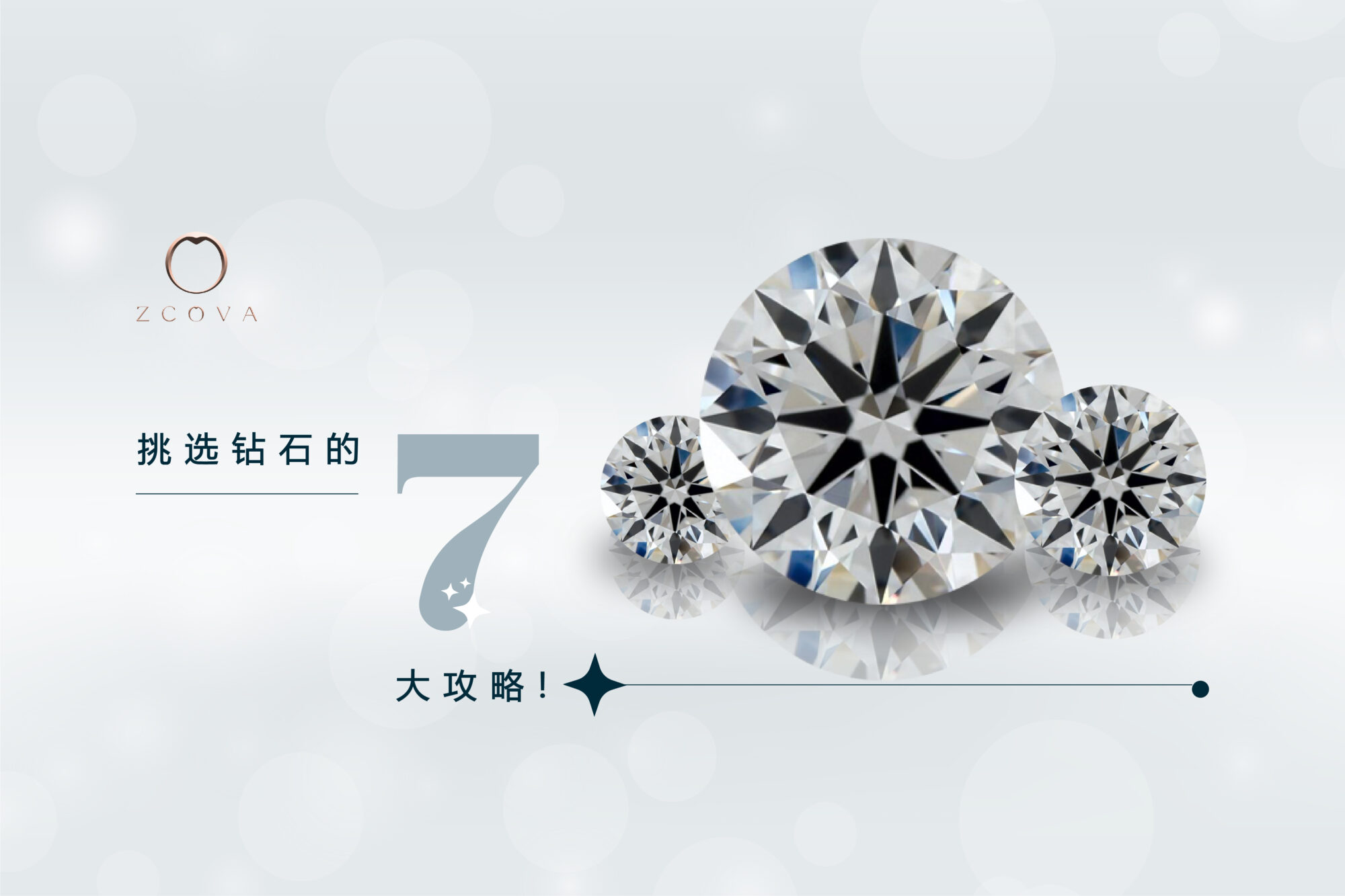 挑选钻石的7大攻略