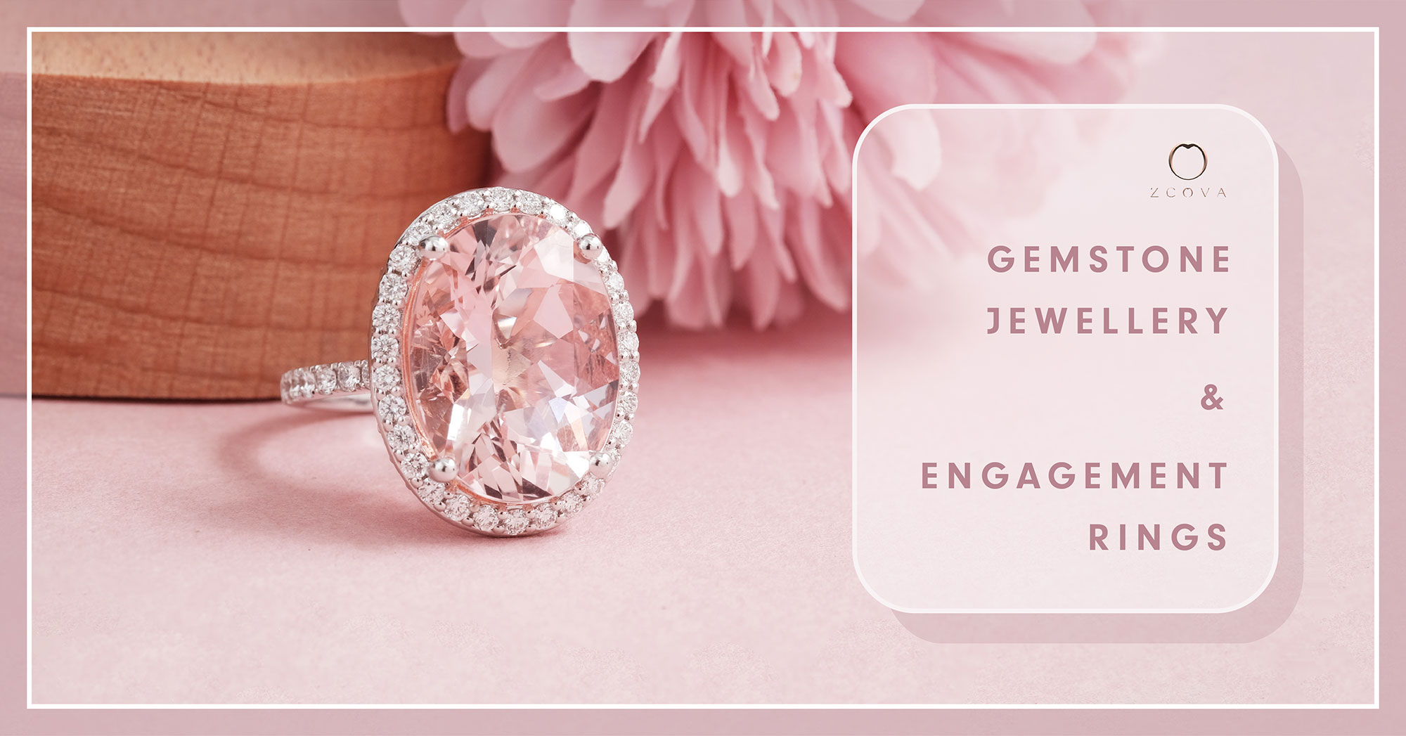 Gemstone Jewellery and engagement rings