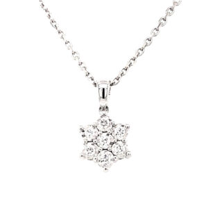 Buy Astrid Diamond Necklace