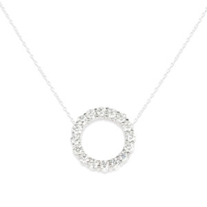 Gwen Diamond Necklace gifting present