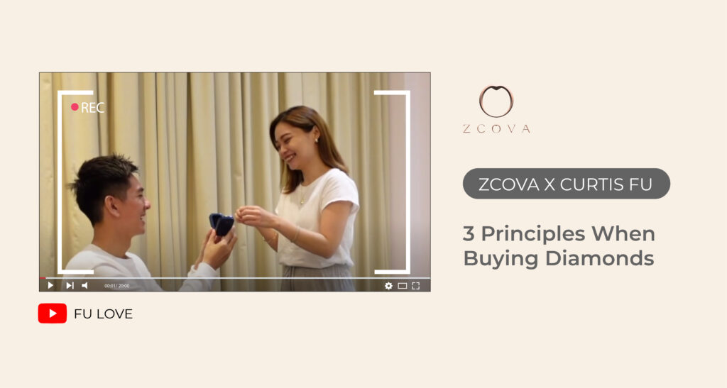 3 Principles when buying diamonds ZCOVA
