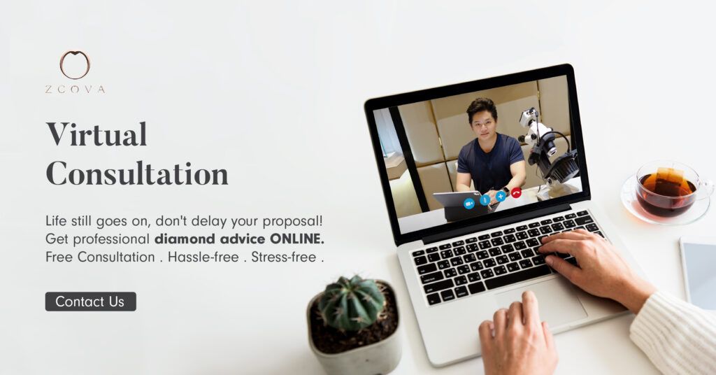 Online Virtual Consultation with ZCOVA