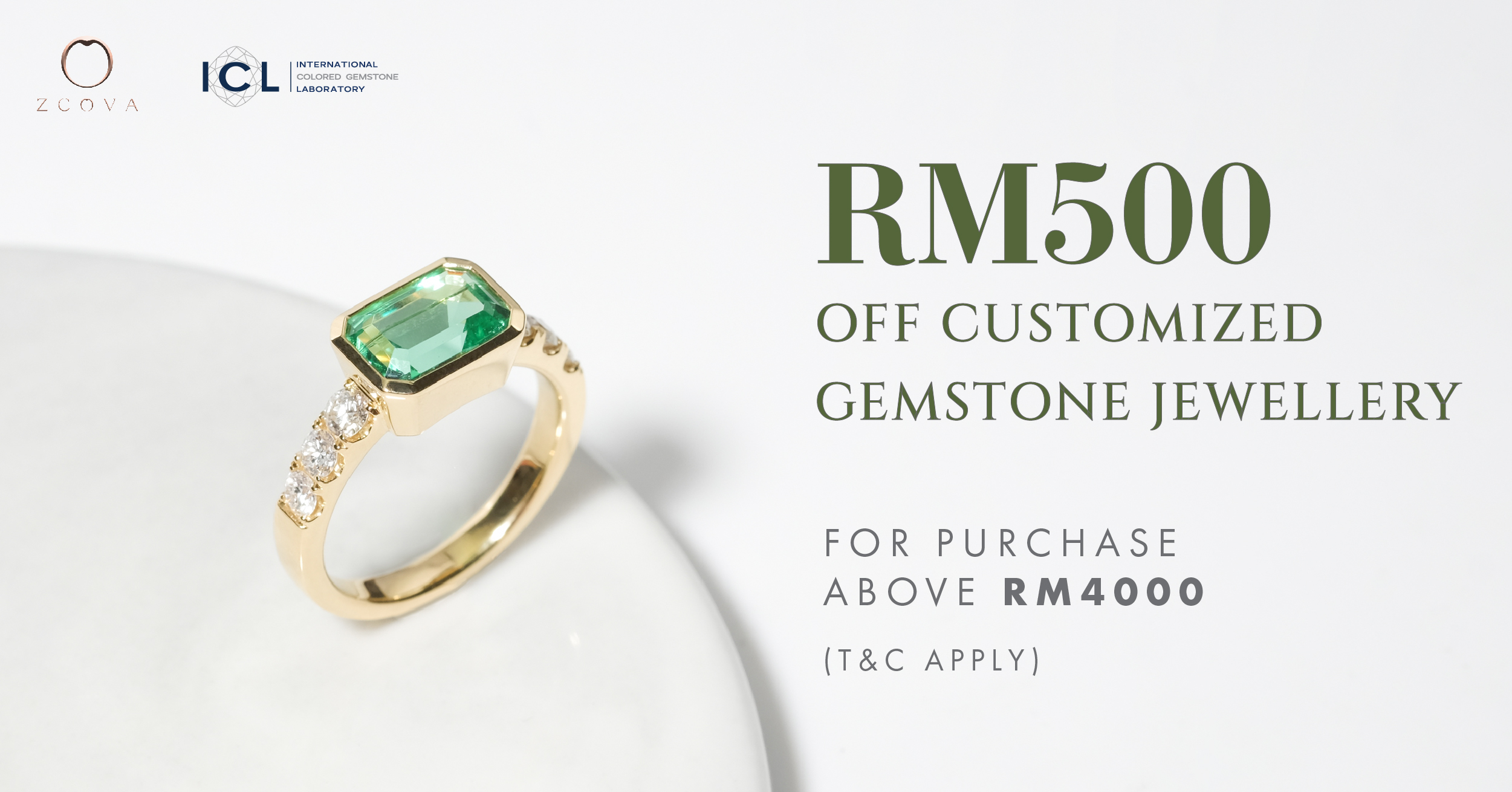 Gemstone Promotion Price Online For Only RM500