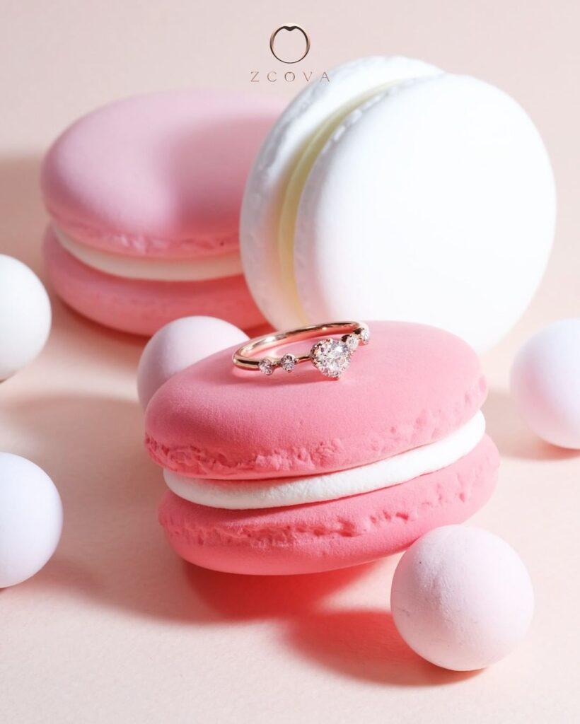 ZCOVA Customised Ring