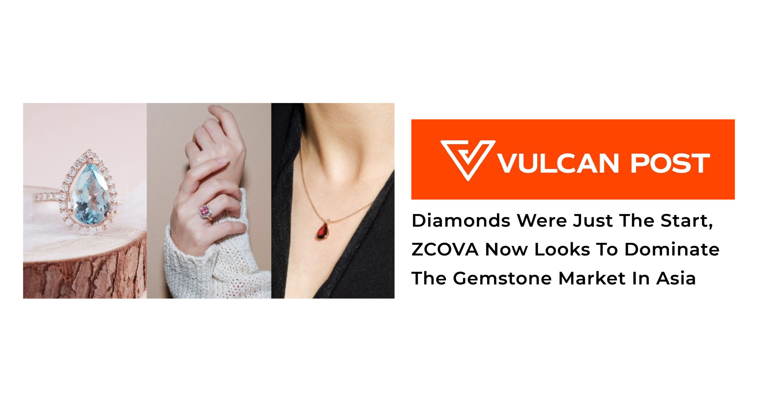 Vulcan Post X ZCOVA Gemstone featured news