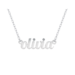 customized name necklace 18k gold online malaysia