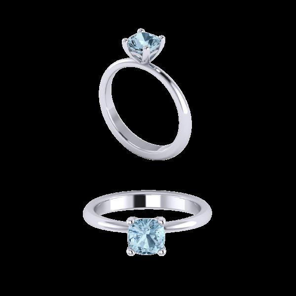 Aquamarine Gemstone Ring Inspiration