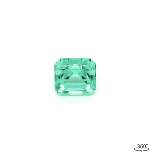 Zcova Emerald Gemstone 360-degree HD video
