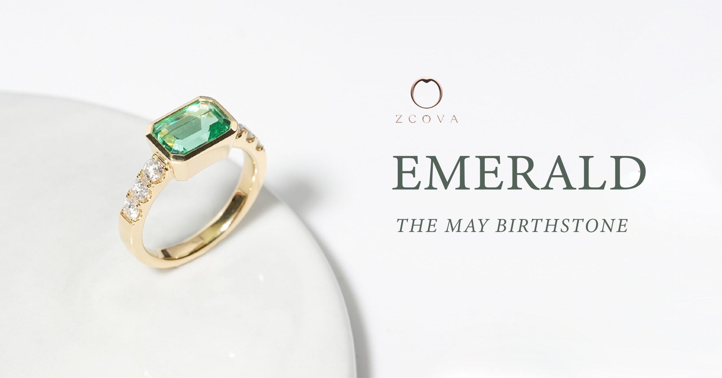 Emerald Gemstone May Birthstone