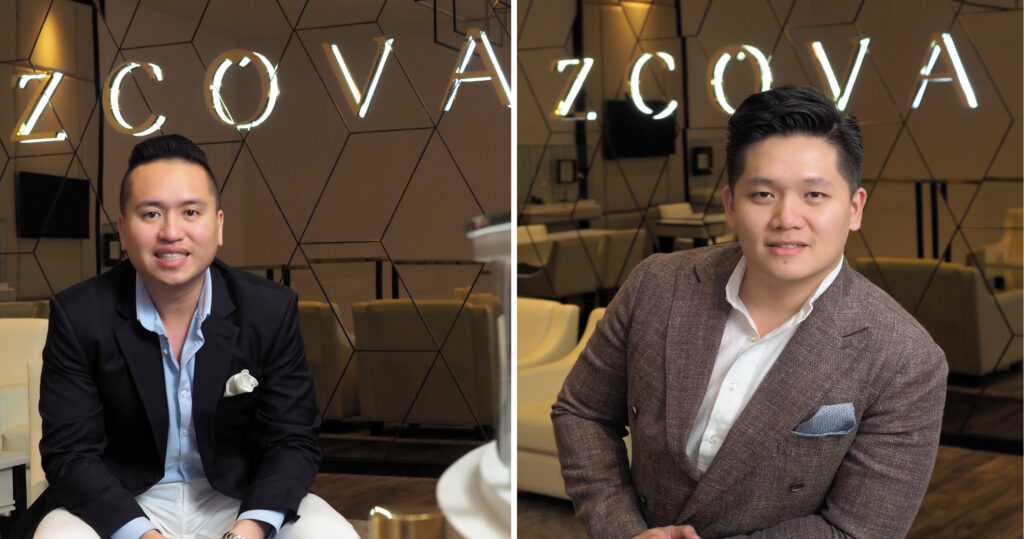 Founders of ZCOVA
