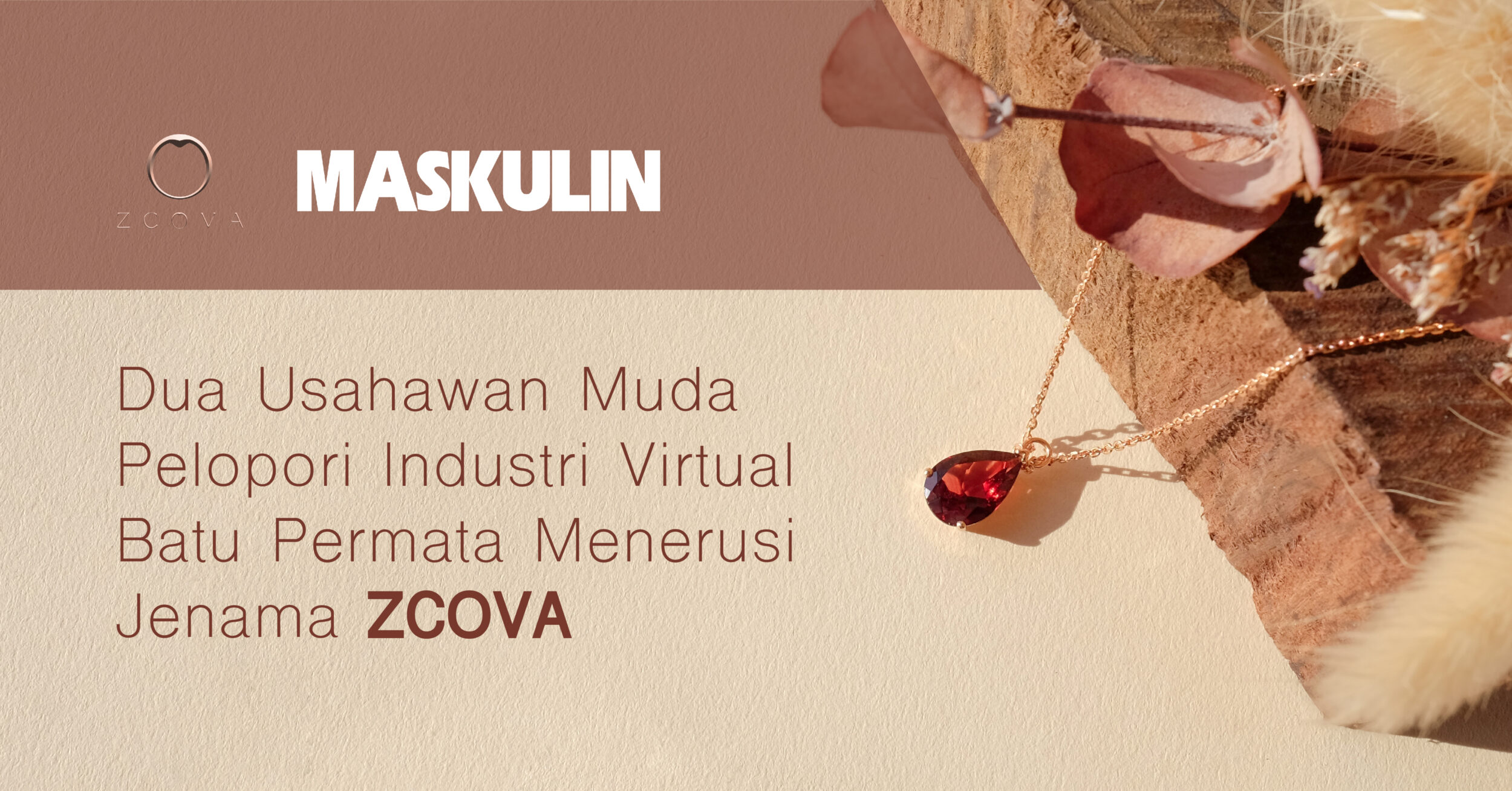 Zcova in Maskulin