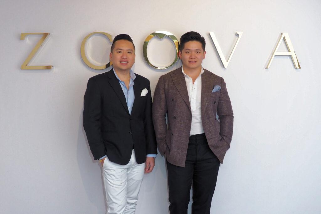 ZCOVA Founders