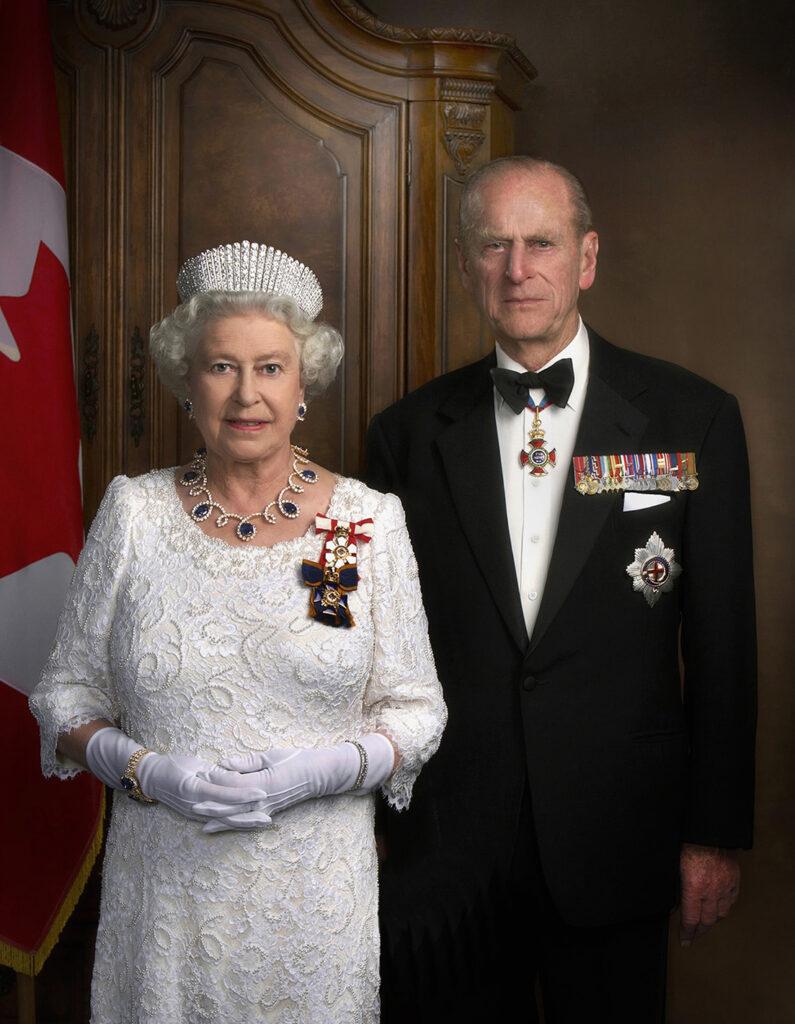Queen Elizabeth Jewellery