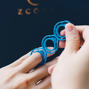 3D Print Ring Sizer ZCOVA