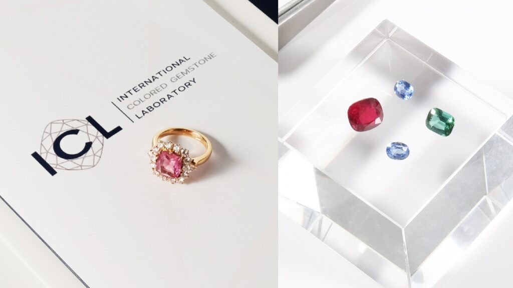 ICL Certified Gemstone
