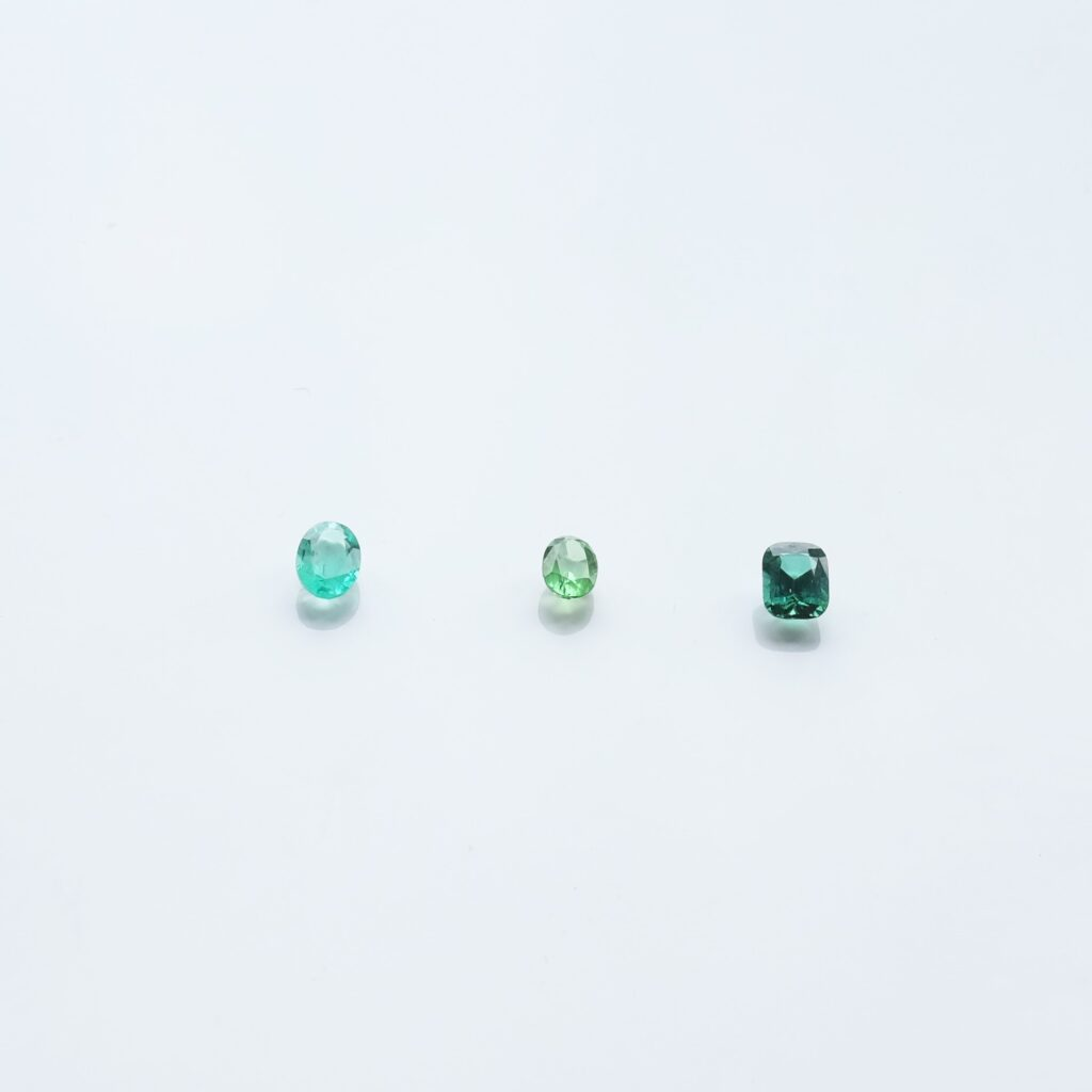 Green Gemstones: Can you differentiate them?