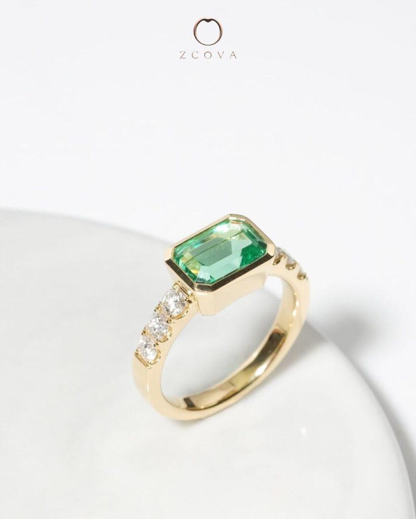 May Birthstone Emerald Gemstone