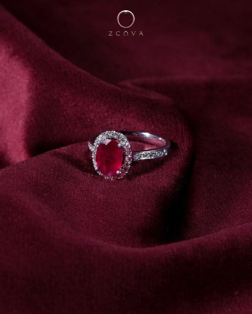 July Birthstone Ruby Gemstones